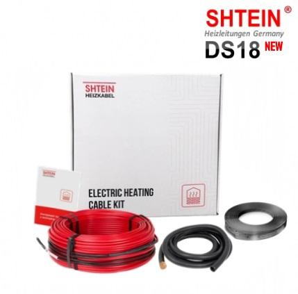 Кабель SHTEIN Heizkabel DS18 Red
