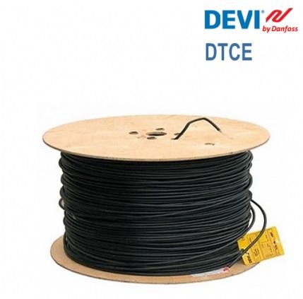 DEVIsnow DTCE - резистивный кабель