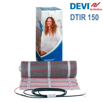 DEVIcomfort DTIR-150 - 8,0 м.кв.