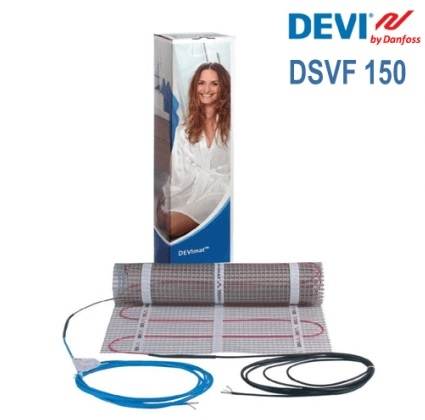 DEVIheat DSVF-150 - 5,0 м.кв.