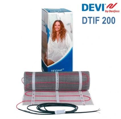 DEVImat DTIF-200 - 4,3 м.кв.