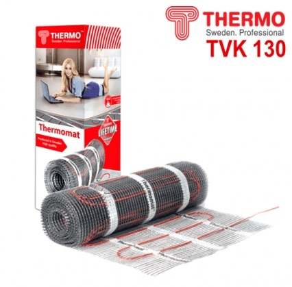 Thermomat TVK 130 - 0,6 кв.м.